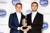 Barclaycard Mercury Prize Albums of the Year 2013<br /> Wednesday, 30, Oct, 2013 (Photo/John Marshall JME)