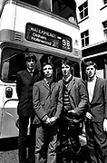 Buzzcocks in Manchester 1979