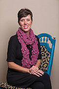 Environmental portrait of Jody Dilday with single parent scholarship fund in Fayetteville, Arkansas. Photo by Beth Hall