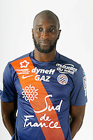 Mustapha YATABARE - 06.10.2015 - Photo officielle Montpellier - Ligue 1<br /> Photo : De Hullessen / Mhsc / Icon Sport