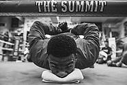Ryan Martin at The Summit 2018 - B&W