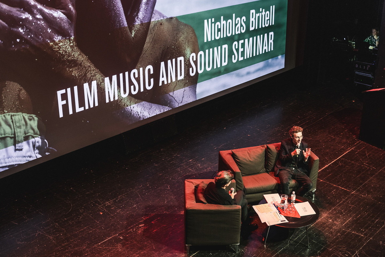 Film Fest Gent - Film Music & Sound Seminar