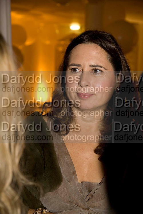 ALEXANDRA SHULMAN, Vogue Fantastic  Fashion Fantasy Party in association with  Van Cleef and Arpels and to celebrate Vogue's secret address book. 1 Marylebone Rd. London. 3 November 2008 *** Local Caption *** -DO NOT ARCHIVE -Copyright Photograph by Dafydd Jones. 248 Clapham Rd. London SW9 0PZ. Tel 0207 820 0771. www.dafjones.com