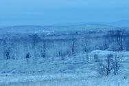 New York, Montgomery, Winter