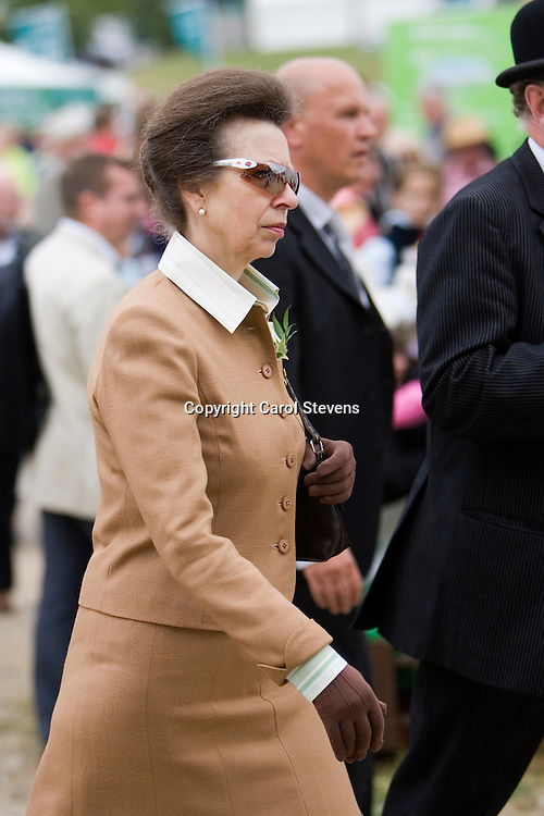 Royal Family Members at the Great Yorkshire Show