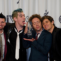 Marians Trench, Group of the Year /JUNO AWARDS 2013