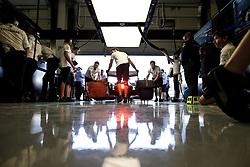 July 6, 2018 - Silverstone, Great Britain - Motorsports: FIA Formula One World Championship 2018, Grand Prix of Great Britain, .Mechanicians of Mercedes AMG Petronas Motorsport  (Credit Image: © Hoch Zwei via ZUMA Wire)