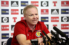 Scotland Training and Press Conference - 22 March 2018
