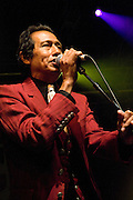 Alejandro Escovedo performing with the Doug Sahm Tribute at the Austin Music Awards during South by Southwest 2009, Austin Texas, March 18, 2009.  The Doug Sahm Tribute included Shawn Sahm, Alejandro Escovedo, the Tex Mex Experience, Auggie Meyers, and the Fireants.
