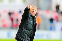 Alex DUPONT  - 20.12.2014 - Brest / Ajaccio - 18eme journee de Ligue 2 <br /> Photo : Vincent Michel / Icon Sport