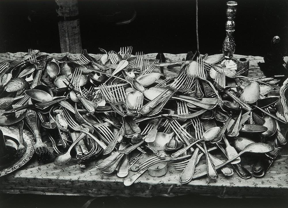 Cutlery, Berlin Flea Market