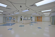 Westminster Architectural Photographer image of ICU at Carroll Hospital by Jeffrey Sauers of Commercial Photographics
