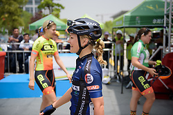 Emilie Moberg at Tour of Chongming Island - Stage 3. A 111.6km road race on Chongming Island, China on 7th May 2017.