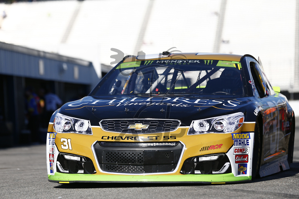 September 23, 2017 - Loudon, New Hampshire, USA: Ryan Newman (31) takes to the track to practice for the ISM Connect 300 at New Hampshire Motor Speedway in Loudon, New Hampshire.