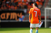 Robin can Persie of The Netherlands