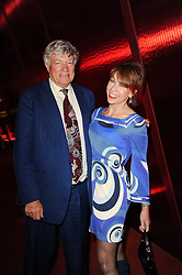 KATHY LETTE and GEOFFREY ROBERTSON at the MontBlanc John Lennon Launch, The Serpentine Gallery, Kensington Gardens, London on 14th September 2010.