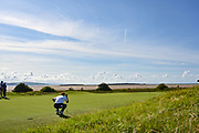 during the Saturday Singles in the Walker Cup at the Royal Liverpool Golf Club, Saturday, Sept 7, 2019, in Hoylake, United Kingdom. (Steve Flynn/Image of Sport)