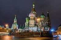 Basilika Moskau, Russland