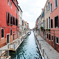 "Venice the area around Dorsoduro and S Polo Dorsoduro is one of the six ""sestieri"" in Venice"