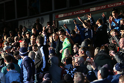 Southend players celebrate survival - Mandatory by-line: Arron Gent/JMP - 04/05/2019 - FOOTBALL - Roots Hall - Southend-on-Sea, England - Southend United v Sunderland - Sky Bet League One