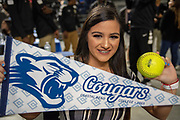 On National Signing Day, 150 HISD student athletes officially committed to participate in basketball, soccer, baseball, football, lacrosse, swimming, tennis, track and field, volleyball, water polo, golf, softball, cross country, and wrestling at colleges and universities throughout the nation.