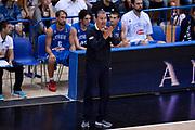 DESCRIZIONE : Trento Nazionale Italia Uomini Trentino Basket Cup Italia Austria Italy Austria<br /> GIOCATORE : Simone Pianigiani<br /> CATEGORIA : esultanza allenatore<br /> SQUADRA : Italia Italy<br /> EVENTO : Trentino Basket Cup<br /> GARA : Italia Austria Italy Austria<br /> DATA : 31/07/2015<br /> SPORT : Pallacanestro<br /> AUTORE : Agenzia Ciamillo-Castoria/Max.Ceretti<br /> Galleria : FIP Nazionali 2015<br /> Fotonotizia : Trento Nazionale Italia Uomini Trentino Basket Cup Italia Austria Italy Austria