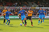 Newport County v Grimsby Town FC 230917