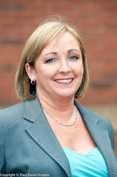 Jo Kinder trainer at Genting Club Croupier School in Sheffield..13 June 2012.Image © Paul David Drabble