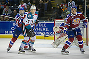 KELOWNA, CANADA - FEBRUARY 22:  Tomas Soustal #15 of the Kelowna Rockets at the Kelowna Rockets game on February 22, 2017 at Prospera Place in Kelowna, British Columbia, Canada.  (Photo By Cindy Rogers/Nyasa Photography,  *** Local Caption ***