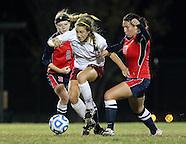 OC Women's Soccer vs Rogers State - 10/26/2013