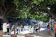 Algeria, Annaba . - city center, Revolution street, ex cours Bertagna  Annaba  , former bone, Algeria   / centre ville. le cours de la revolution ex cours Bertagna  annaba , ancienne ville de Bone,  Algerie  =