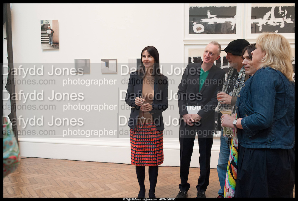 GILLIAN WEARING; MICHAEL LANDY; RON ARAD, Royal Academy of Arts Summer Exhibition 2014. Piccadilly. London. 4 June 2014.