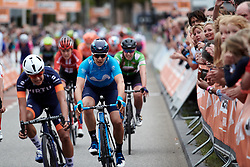 Top ten finish for Roxane Fournier (FRA) at Boels Ladies Tour 2019 - Stage 1, a 123 km road race from Stramproy to Weert, Netherlands on September 4, 2019. Photo by Sean Robinson/velofocus.com