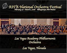 Las Vegas Academy Philharmonic Orchestra