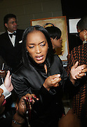 Angela Bassett at The Official unveiling of the new state of the art Cicely L. Tyson Community School of Performing and Fine Arts on October 24, 2009 in East Orange, New Jersey