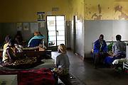 One of the maternity wards at Bwizibwela Health Centre, Uganda.