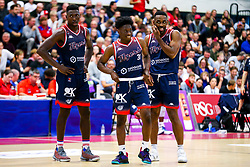 Marvin Dinnall of Bristol Flyers - Rogan/JMP - 11/10/2019 - BASKETBALL - SGS Wise Arena - Bristol, England - Bristol Flyers v Plymouth Raiders - BBL Cup.