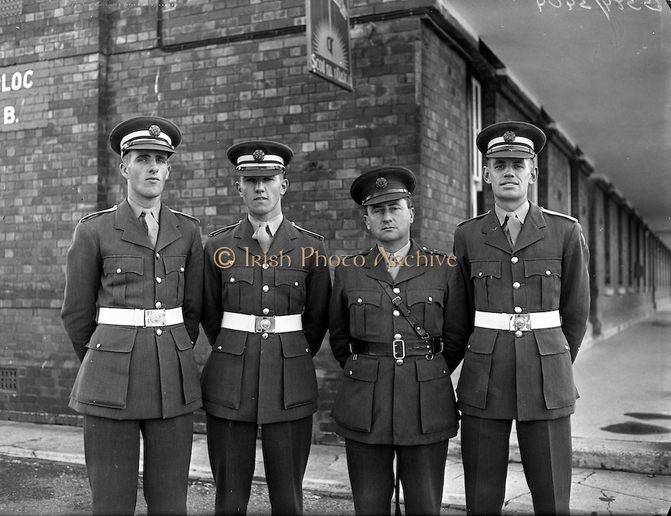 12/05/1960<br /> 05/12/1960<br /> 12 May 1960<br /> Special at Cadet College, Curragh Camp, Co. Kildare.