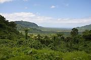 Le Mata Pass, Upolu, Western Samoa