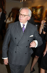 Historian DAVID STARKEY at auctioneers Sotheby's Summer party held at their showrooms in 34-35 New Bond Street, London W1 on 6th June 2005.<br /><br />NON EXCLUSIVE - WORLD RIGHTS