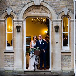 Paul and Fiona's wedding at St Tewdrics