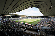 A general view of the stadium before the Sky Bet Championship Playoff Semi Final First Leg at the iPro Stadium, Derby<br /> Picture by Russell Hart/Focus Images Ltd 07791 688 420<br /> 14/05/2016