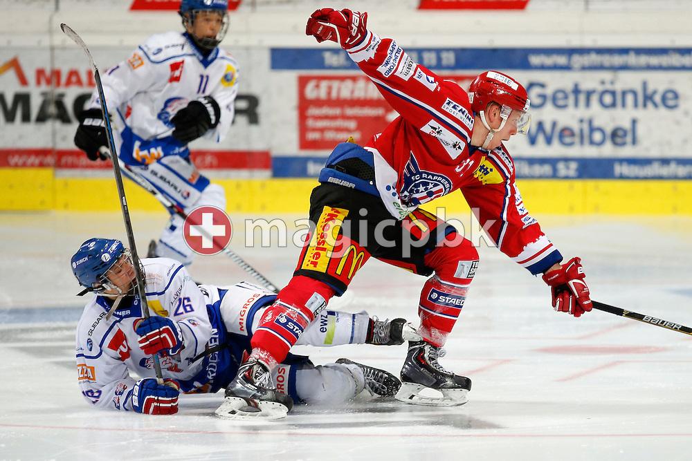 2016 Ice Hockey Elite B, Rapperswil-Jona Lakers vs ZSC Lions, Sports ...
