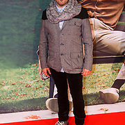 NLD/Amsterdam/20130108 - Premiere Bad Grandpa, Mimoun Oled Radi
