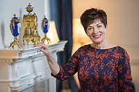 Governor-General, Dame Patsy Reddy, poses at Government House in Wellington, Tuesday, 25 October 2016. Credit: Hagen Hopkins.