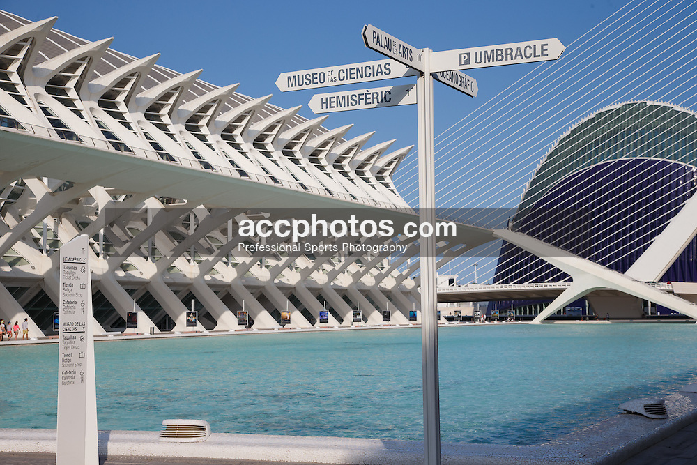2014 July 09: City of Arts and Sciences (Ciudad de Las Artes y Las Ciencias) in Valencia, Spain.