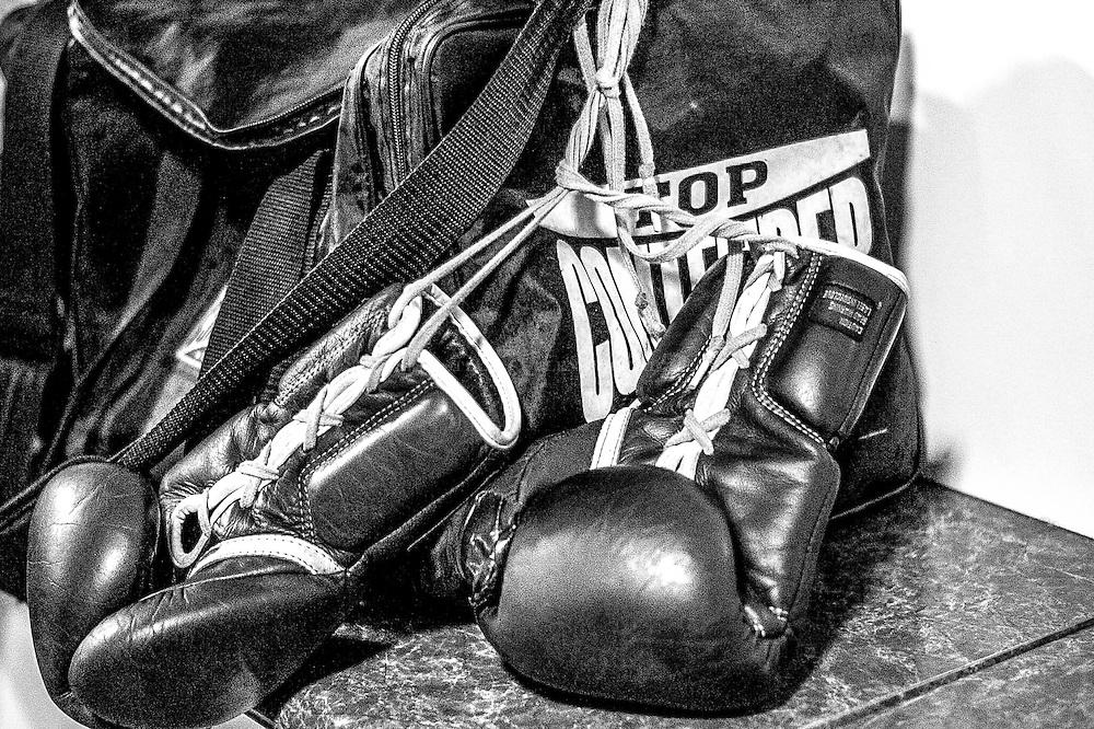 Detroit boxing series