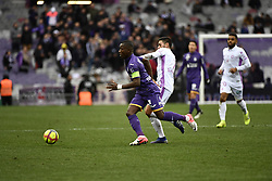 February 10, 2019 - Toulouse, France - Max Gradel  (Credit Image: © Panoramic via ZUMA Press)