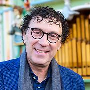 """NLD/Laren/20171113 - Boekpresentatie Ben Cramer  """"meer dan een clown"""", Peter Douglas"""
