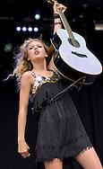 Taylor Swift / Virgin Mobile V Festival V2009, Hylands Park, Chelmsford, Essex, Britain - 22nd Aug 2009.